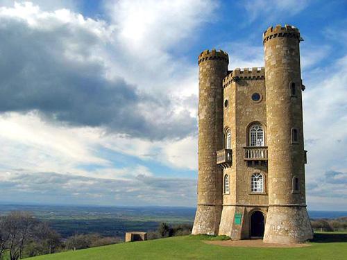 La Torre Broadway, en Worcestershire