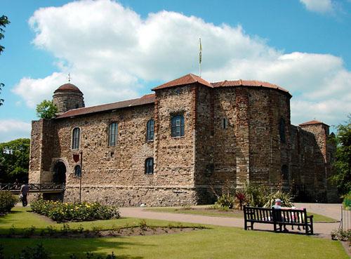 El Museo del Castillo, en Colchester