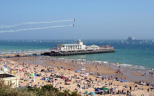 Festival del Aire de Bournemouth 2009