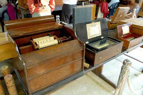 Instrumentos musicales mecanicos