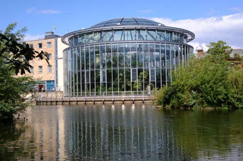 El Museo y Jardin de Invierno de Sunderland