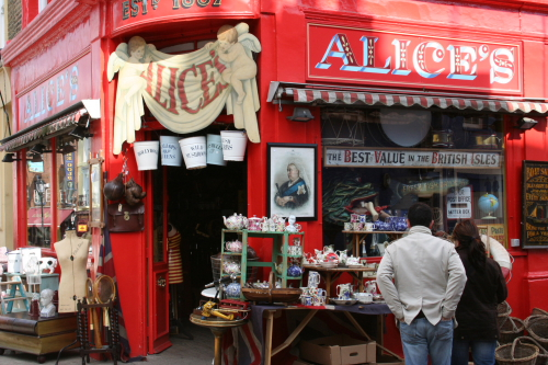 Mercados de Notting Hill