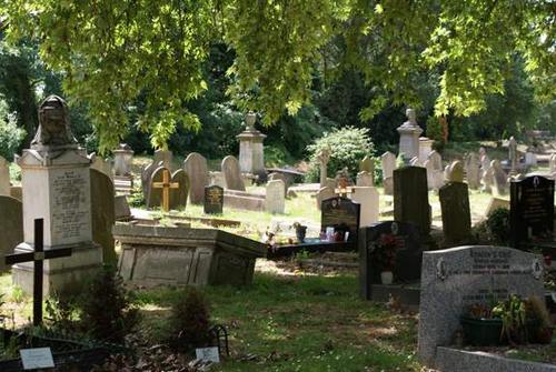 Cementerio de Kensal Green