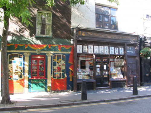 Museo Pollock del Juguete, encanto londinense
