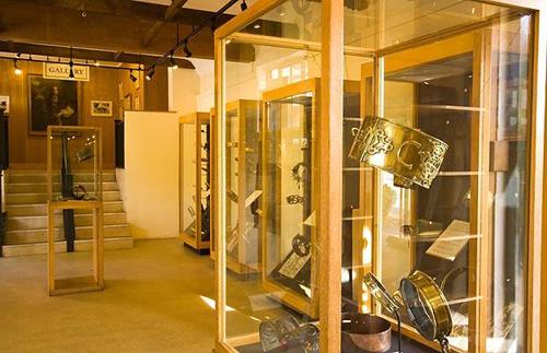 El Museo de los Collares de Perro, en Leeds