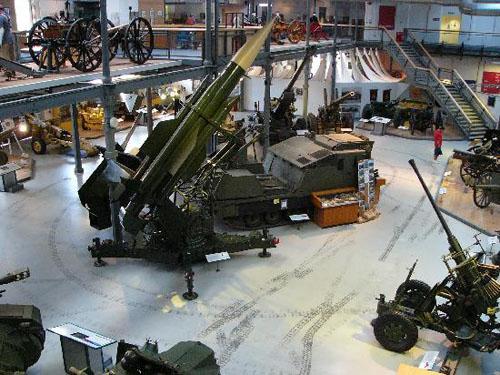 El Museo Real de Artillería