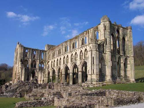 Las ruinas de la Abadía de Rielvaux
