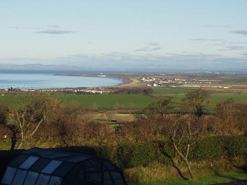 Allonby, aldea costera en Cumbria