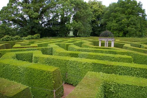 Amazing Hedge Puzzle, el mejor laberinto de Inglaterra