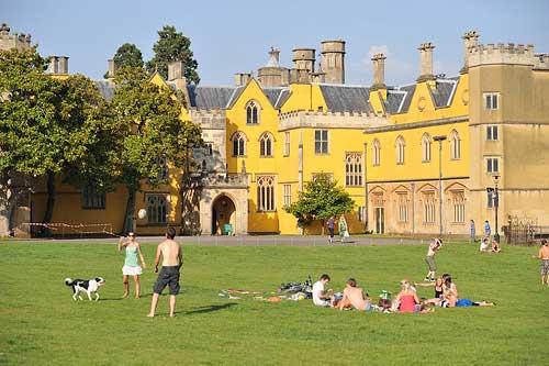 Ashton Court, el parque público de Bristol