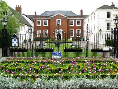 Assembly House, cultura y restaurante en Norwich