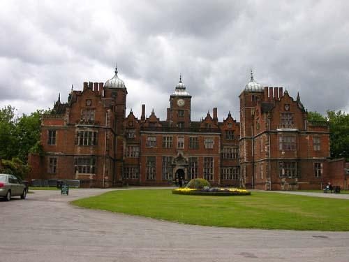 Aston Hall, mansión jacobina en Birmingham