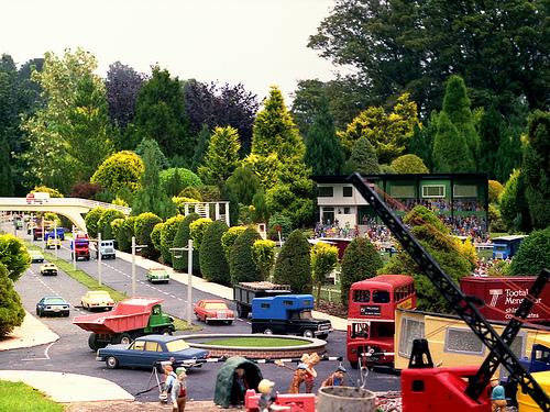 babbacombe village