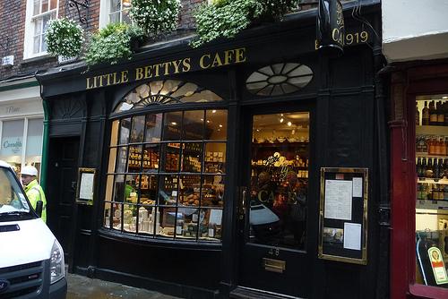 Bettys, los mejores salones de té de Inglaterra