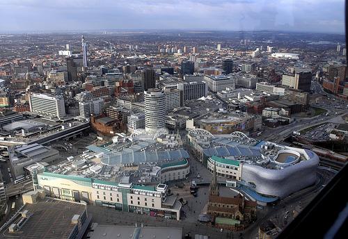 Qué ver en Birmingham