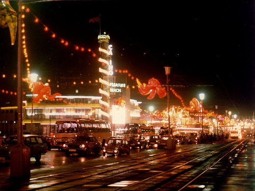 Blackpool, el mayor espectaculo de luces