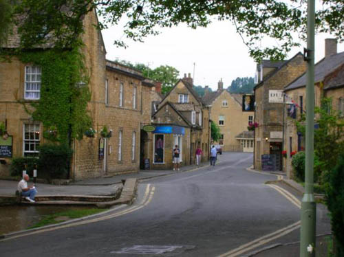 Bourton-on-the-Water, la Venecia de Costwolds
