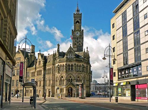 Bradford, la capital de la lana
