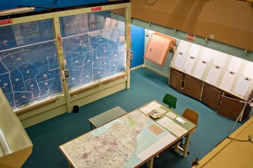 El bunker de la Guerra Fría, museo en York