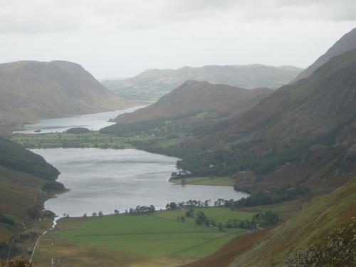 Buttermere, el valle más bonito de Lake District