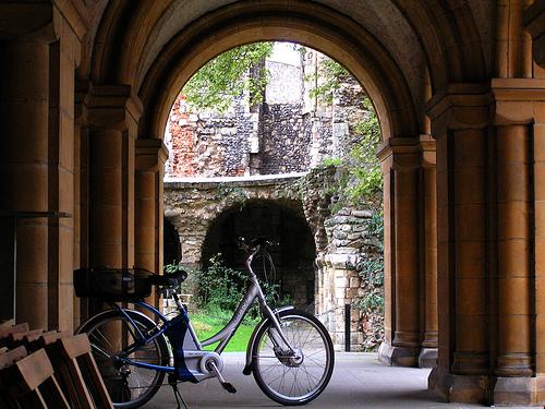 Recorre Canterbury en bicicleta