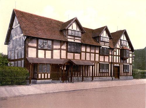 casa natal shakespeare