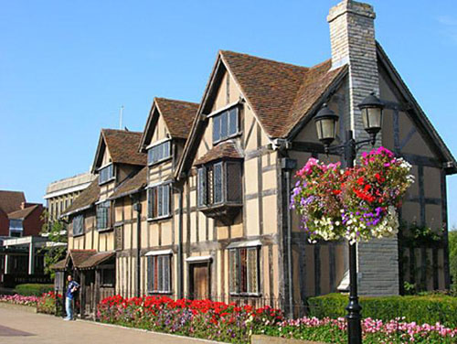 La Casa Natal de William Shakespeare
