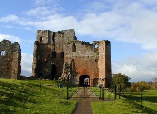 Visitando el Castillo Brougham