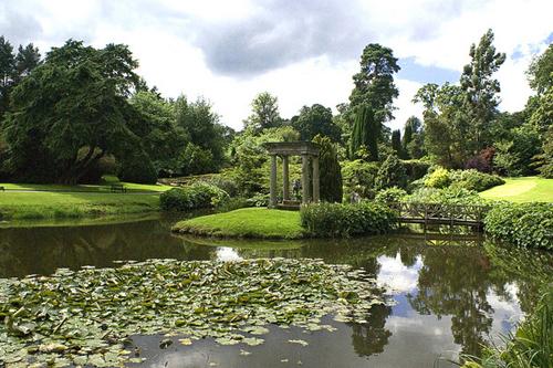 Los jardines del Castillo Cholmondeley