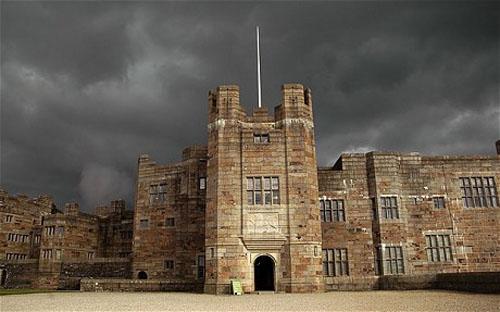 Drogo, un castillo del siglo XX