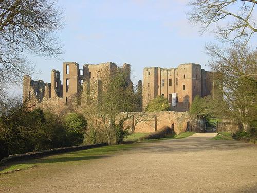 Kenilworth, el castillo más imponente de Inglaterra