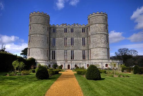 El Castillo Lulworth, en Dorset