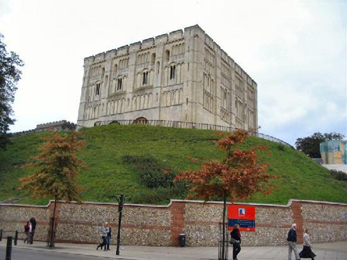 El Castillo de Norwich, un milenio de historia