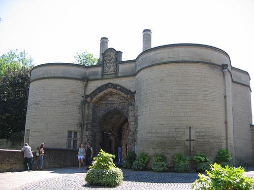 El Castillo de Nottingham