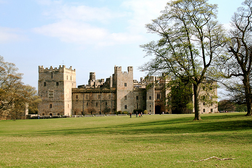 Conoce el Castillo Raby, en Durham