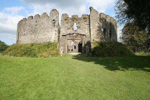 castillo restormel