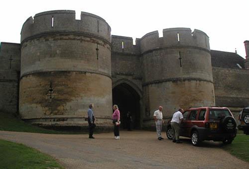 castillo rockingham