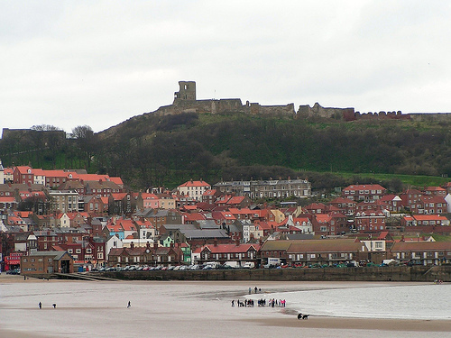 El Castillo de Scarborough