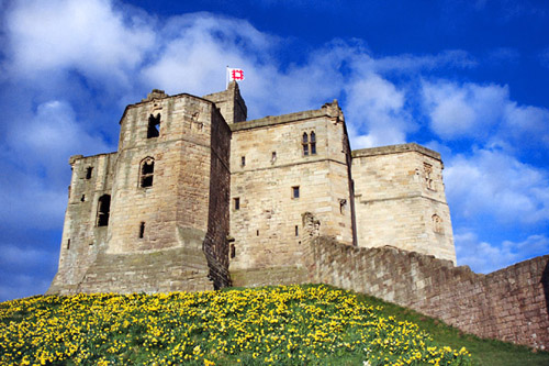 castillo warkworth