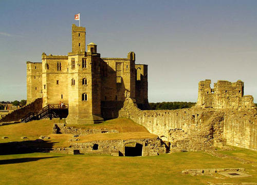 Castillo Warkworth