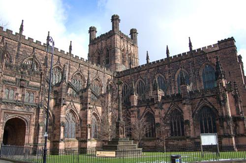Chester, el recuerdo romano de Inglaterra