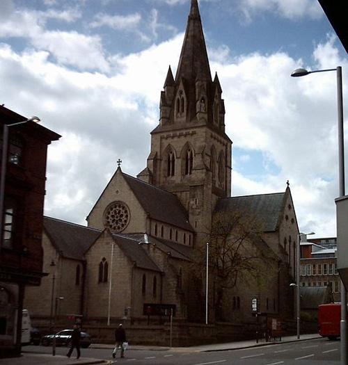 La Catedral de Nottingham y su coro