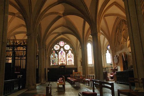 La catedral Southwark, gótico en Londres