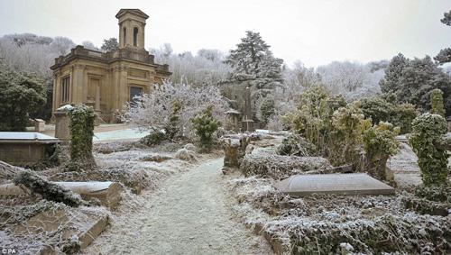 Una visita al Cementerio Arnos Vale