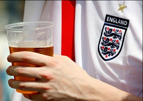 Cerveza en Inglaterra