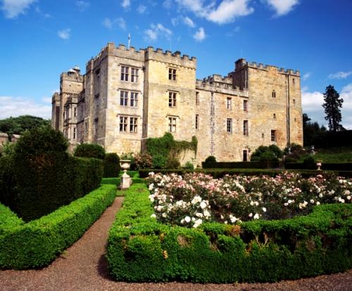 El castillo embrujado de Chillingham