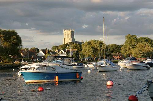 Los atractivos de Christchurch, en Dorset