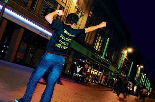 Leicester, la capital europea de la risa