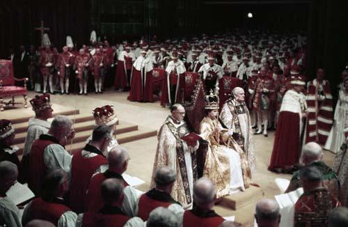 La Iglesia de Inglaterra