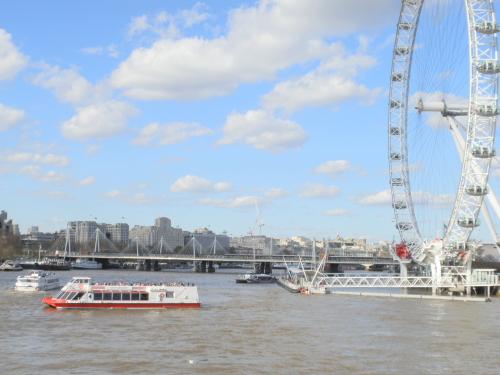 Crucero en torno al London Eye